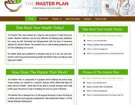 Nro 10 kilpailuun Design a Website Mockup käyttäjältä harshchavda95