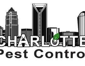 Nro 8 kilpailuun Charlotte Pest Control Logo for Bulwark Exterminating käyttäjältä islam1101