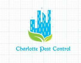 Nro 2 kilpailuun Charlotte Pest Control Logo for Bulwark Exterminating käyttäjältä manishpansare123