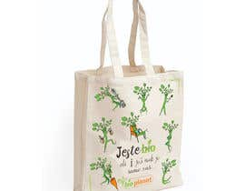 #2 for Canvas bag design by Igoya