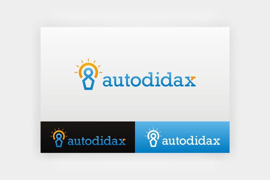 Конкурсная заявка №243 для Logo Design for autodidaX - be creative ;)