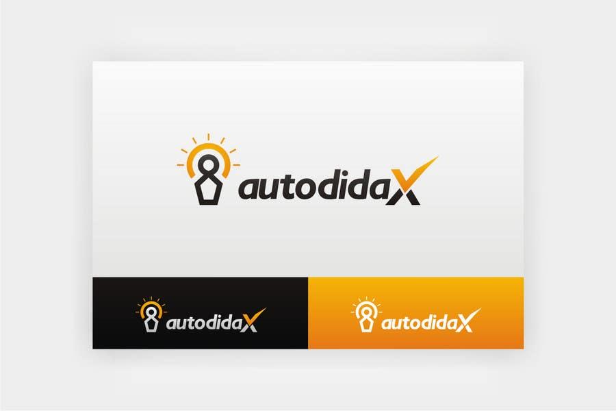 Конкурсная заявка №94 для Logo Design for autodidaX - be creative ;)