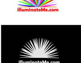 #10 untuk Logo Design for IlluminateMe.com - A Crowdsourced News Site oleh adkool2472