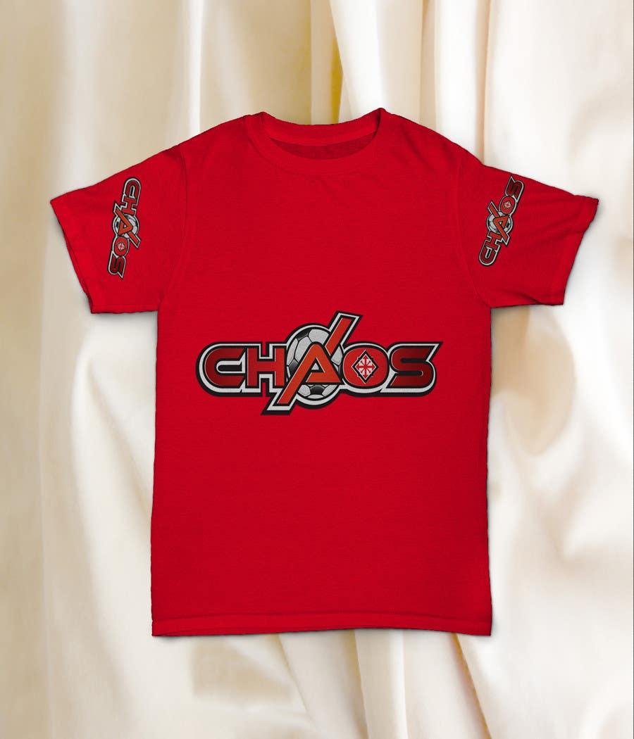 Penyertaan Peraduan #                                        7                                      untuk                                         Design a T-Shirt for our Youth Soccer Club