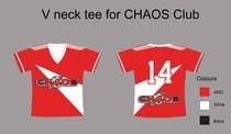 Graphic Design Entri Peraduan #6 for Design a T-Shirt for our Youth Soccer Club