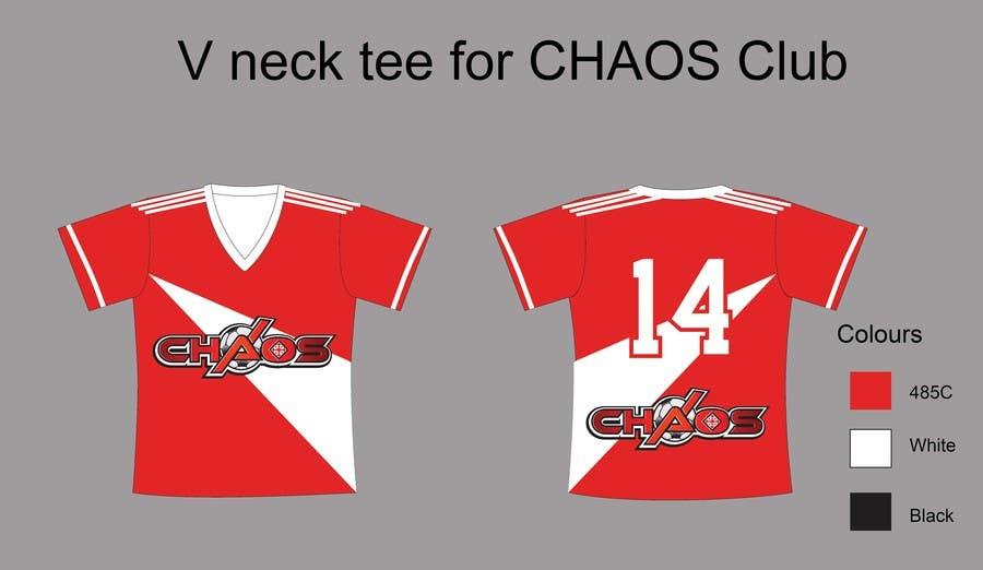 Penyertaan Peraduan #                                        6                                      untuk                                         Design a T-Shirt for our Youth Soccer Club