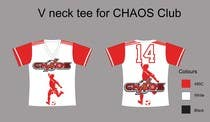 Graphic Design Entri Peraduan #20 for Design a T-Shirt for our Youth Soccer Club
