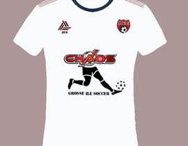 #8 para Design a T-Shirt for our Youth Soccer Club por jneximint