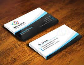 #68 for Business Card Design for Creative Event company af mamun313