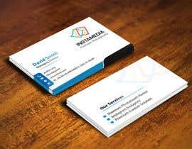 Nro 69 kilpailuun Business Card Design for Creative Event company käyttäjältä mamun313