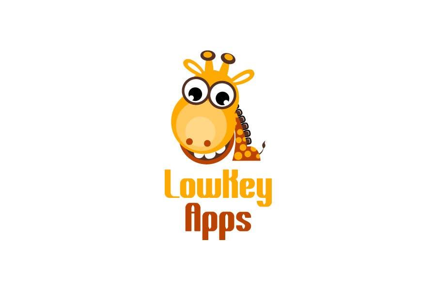 Kilpailutyö #59 kilpailussa Design a Logo for LowKey Apps