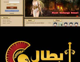 #45 untuk Logo Design for Online RTS Game Logo ( Logo will be Arabic ) oleh ma7mdmech