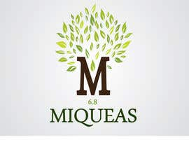 nº 137 pour Design a Logo for Miqueas 6.8 par MinaMakar