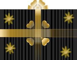 Nro 5 kilpailuun Design a Wrapped Gift Mockup käyttäjältä karankar