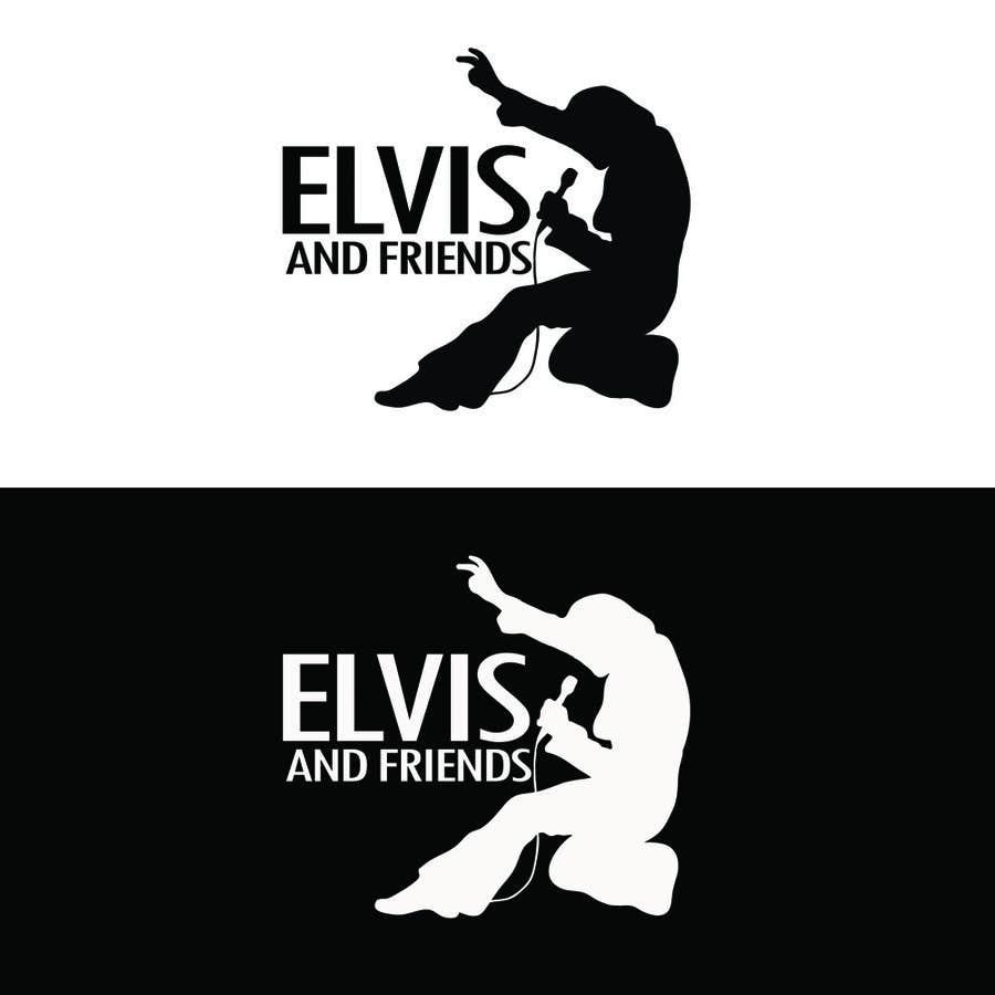Penyertaan Peraduan #6 untuk ELVIS AND FRIENDS