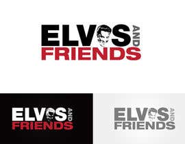 #4 for ELVIS AND FRIENDS af Jevangood