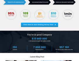 xsasdesign tarafından Create a high converting home page! için no 5