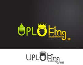 #50 cho Logo Design for Uploking.com bởi vjkatashi