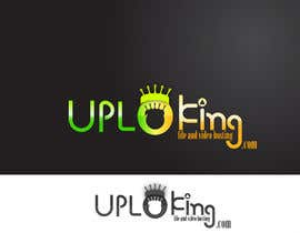 #49 cho Logo Design for Uploking.com bởi vjkatashi