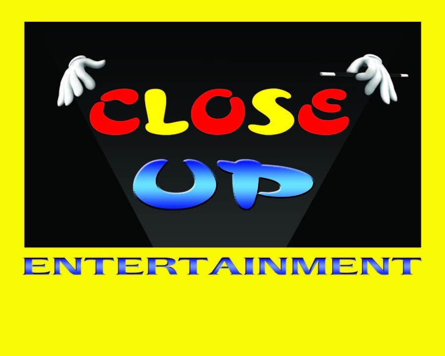 #4 for Develop a Corporate Identity for Close Up Entertainment by machine4arts