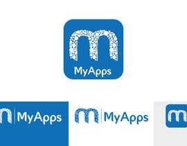 marcelorock tarafından logo design for MyApps için no 35