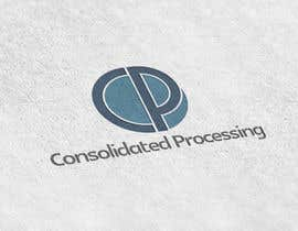 #62 para Design a Logo for Consolidated Processing por vladspataroiu