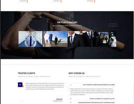 eddielee394 tarafından Website Mockup. Security firm wanting to create an online presence that increases leads için no 3
