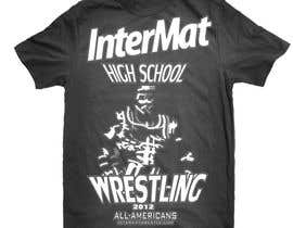 #43 for T-shirt Design for InterMatWrestle.com by Zaywood