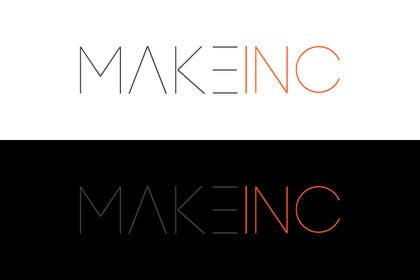 #83 for Design a Logo for Makeinc by vladspataroiu