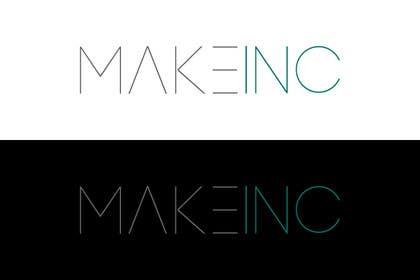 #84 for Design a Logo for Makeinc by vladspataroiu