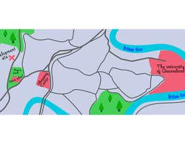 AFatla tarafından Illustrate Aerial Map için no 1