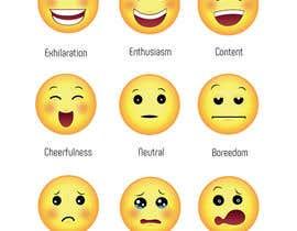 marinagligoric tarafından Design a grid of 9 original emoji icons için no 5