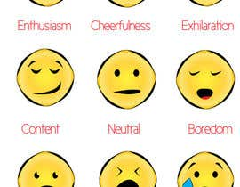 mgwageeh tarafından Design a grid of 9 original emoji icons için no 15