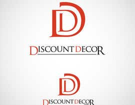 #210 cho Logo Design for Discount Decor.com bởi designer12