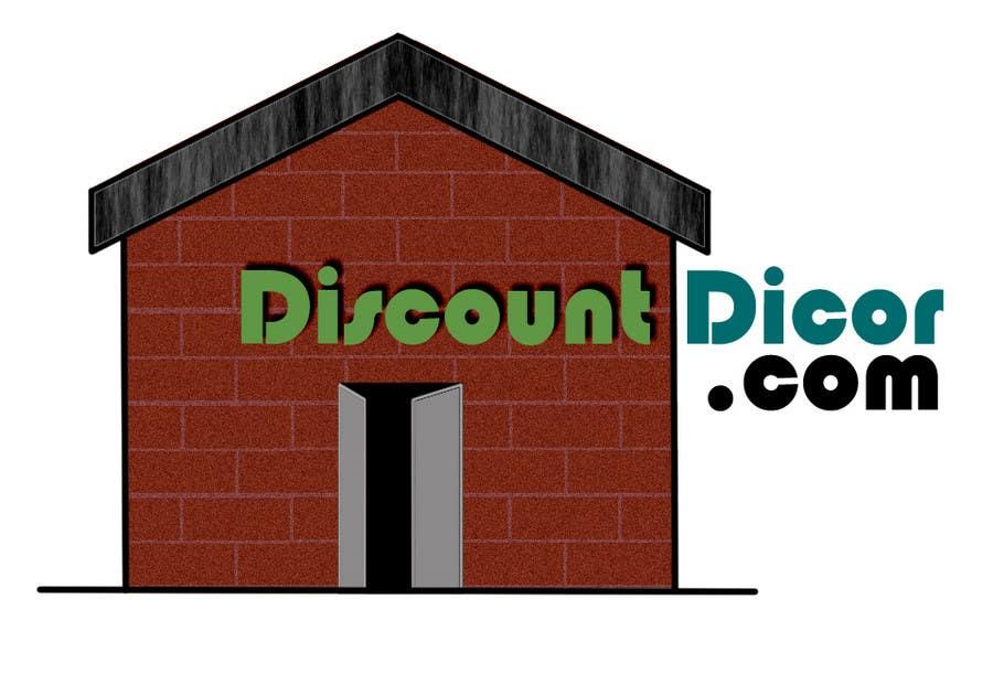 Конкурсная заявка №68 для Logo Design for Discount Decor.com