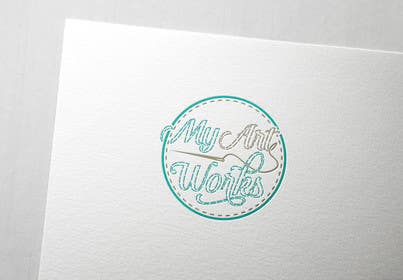 aliciavector tarafından Design a Logo for online shop with handmade embroidery art works için no 40
