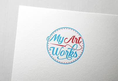 aliciavector tarafından Design a Logo for online shop with handmade embroidery art works için no 48