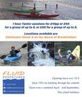 Contest Entry #14 for Design a Flyer for Kayaking Company