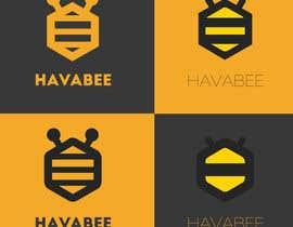 """kenric0 tarafından Logo for """"Havabee"""" için no 57"""