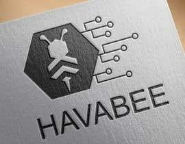 """bstelian27 tarafından Logo for """"Havabee"""" için no 28"""