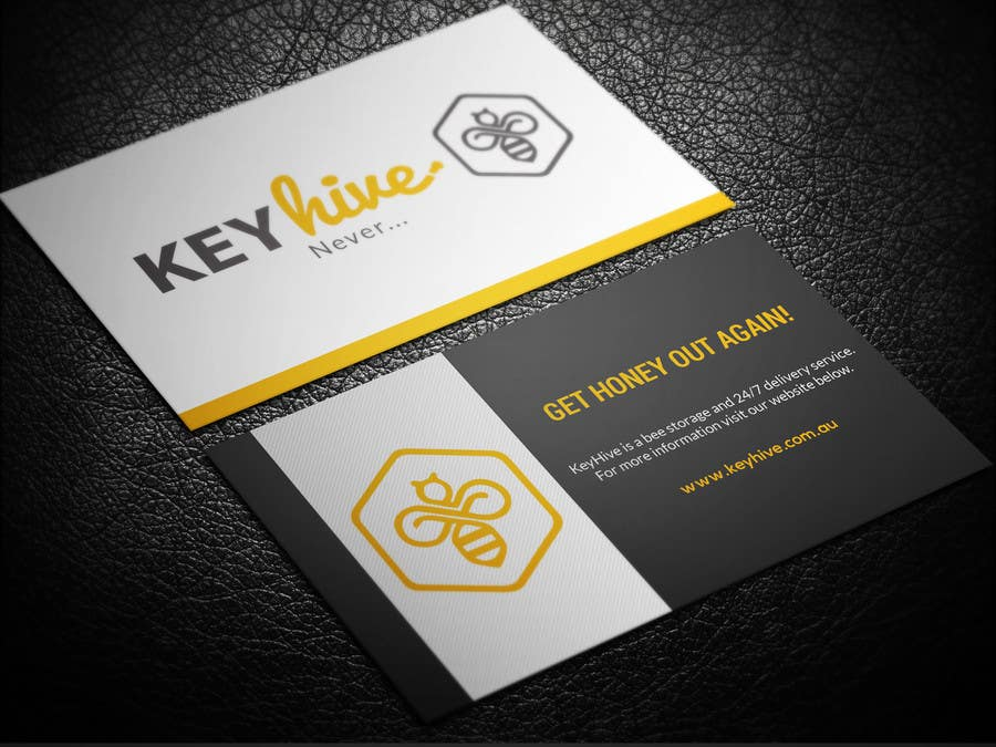 Entry 7 by aruphalder11 for design an amazing business card business card colourmoves
