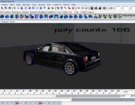 nº 16 pour 3D - Low poly Car model par clementalwin