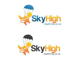#56 for Design a Logo for SkyHigh by alexandracol