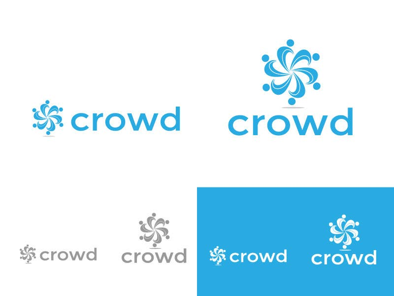 Contest Entry #24 for Design a Logo for a new App called Crowd
