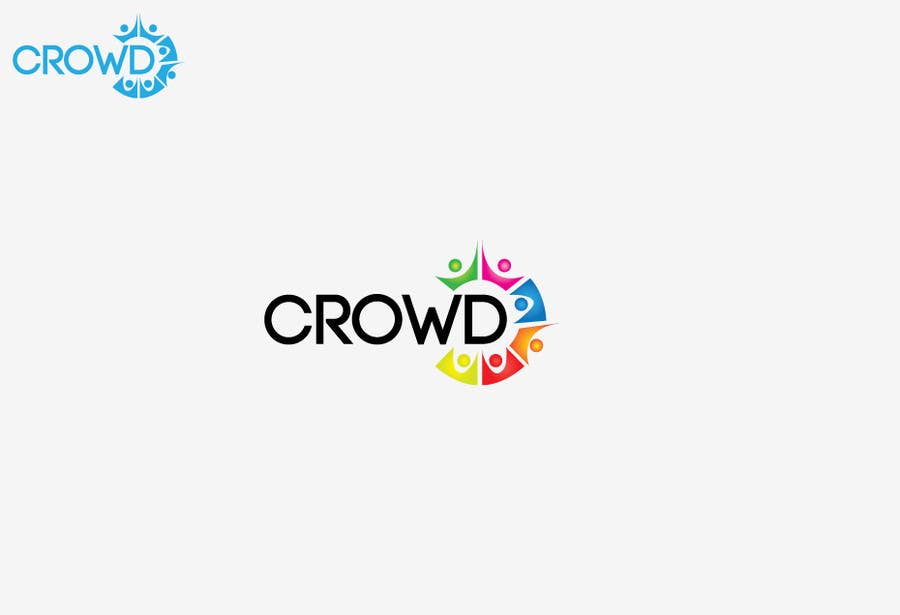 Contest Entry #15 for Design a Logo for a new App called Crowd