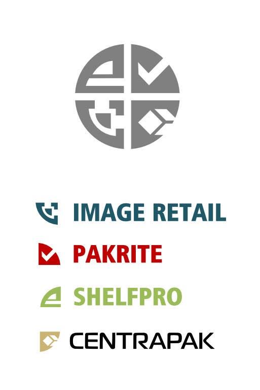 #34 for Design a Logo for suite - 4 brands by MartinVelebil