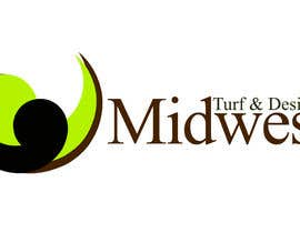 #48 para Design a Logo for Midwest Turf & Design por IAN255