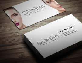 #4 for Business card for makeup artist by smartghart