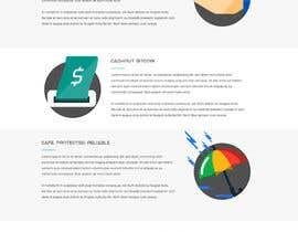 Nro 5 kilpailuun Webapp design html5 käyttäjältä adixsoft