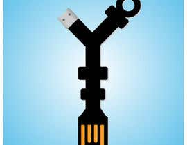 #24 cho Product Design - USB key holder  $100.00 USD award! bởi rana300